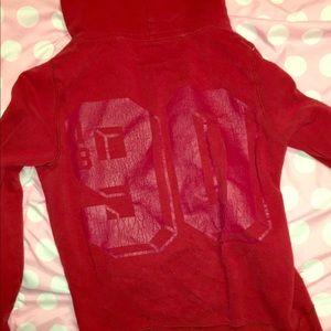 OU Pink hoodie